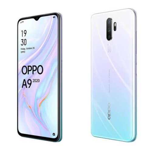 OPPO Mobile A9 2020  Smart Mobile Phone (Vanilla Mint, 8GB RAM, 128GB Storage) 48 MP Camera