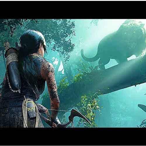 Tomb Raider PlayStation 4 Games DISC / CD