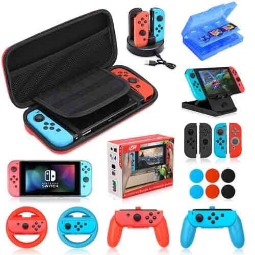 Nintendo Switch Version 2 Gaming Console Games