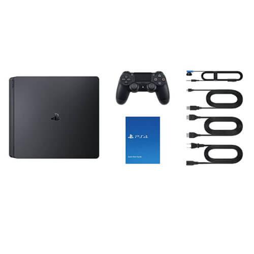 Sony PS4 500GB Console Slim, Playstation Game Machine