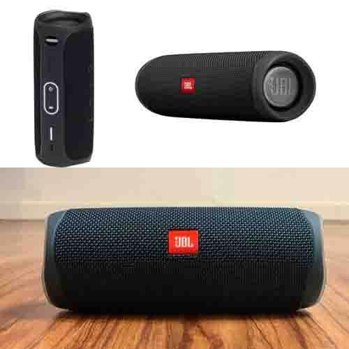 JBL Speaker Flip 5 Partyboost (Black)