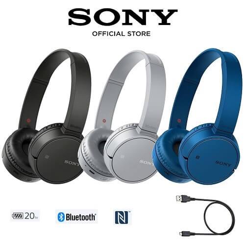 SONY Wireless Headset WH CH 500