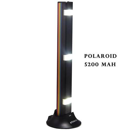 Polaroid Power Bank Stick 5200mAh Capacity