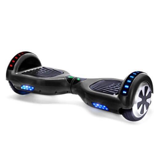 Electric Hoover Board:2 Two wheels(Black)
