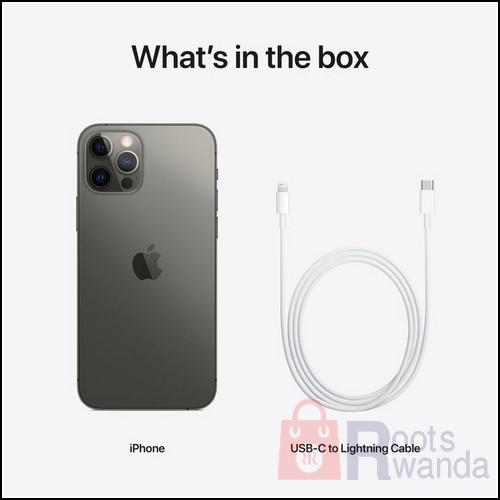 Apple iPhone 12 Pro 256 GB, Graphite Mobile Phone