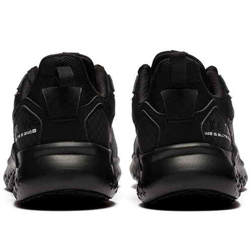 361 Degrees Relax Walk Sports Shoes 43 For Men Black