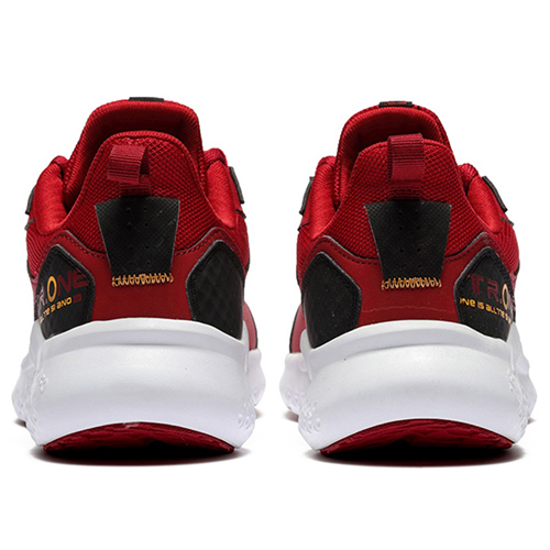 361 Degrees Relax Walk Sports Shoes 41 For Men Red