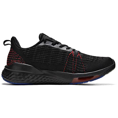 361 Degrees Elite Training Sports 41 Shoes For Men, Black