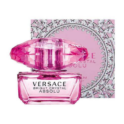 Versace Bright Crystal Absolu Spray by Versace EDP, 50ml Unisex Perfume.