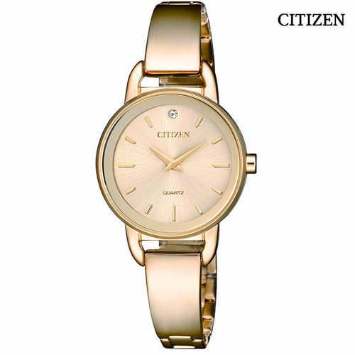 Citizen Womens Quartz Watch, EZ6373-58X