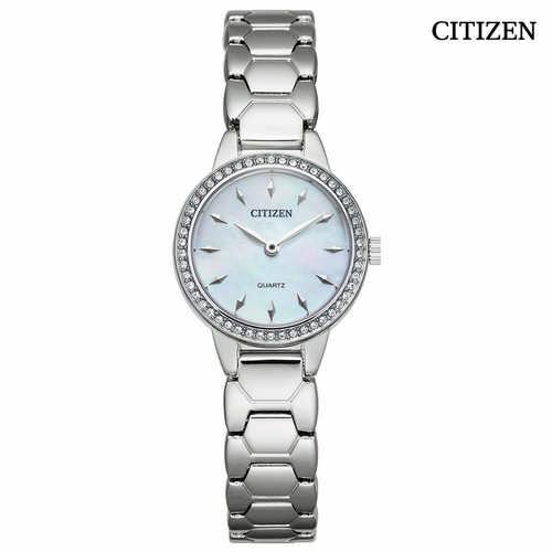 Citizen Womens Quartz Watch, EZ7010-56D