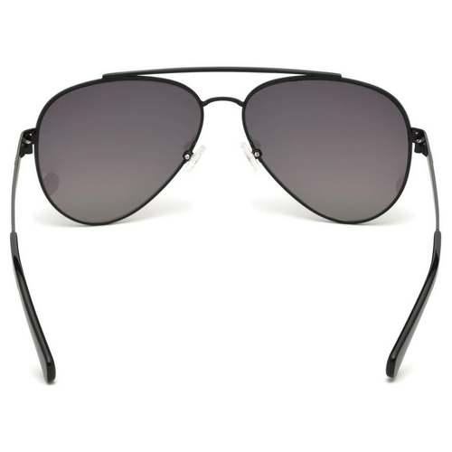 Guess GU6918 02D Sunglass For Men Matte Black With Polarized, Size 59
