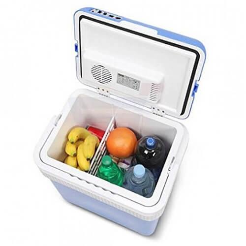 Sahara Car Cool Box 24L capacity