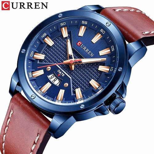 Curren M:8376 Analog Fashion, Business, Sport Wrist Watch For Men.