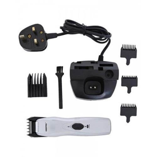 Geepas Rechargeable Electric Trimmer & Clipper GTR 34C Dry For Men