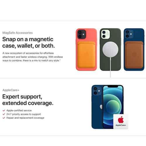 Apple iPhone 12 Mini 128GB Mobile phone Blue