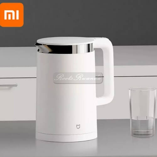 Xiaomi Mi Electric Water Kettle Bluetooth 4.0 BLE 1.5L APP Control Electric Kettle, Temperature Control 304 Stainless Steel Inner Pot Bottle